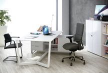 Sokoa: Wi-MAX tapissé / Reassuring, well-balanced and efficient, Wi-MAX operator chairs have been conceived to be a perfect partner for your long hour working days. You'll be convinced by its generous volumes and rounded shapes yet very modern.
