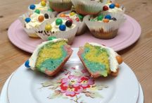 Rainbow cake / Yummy