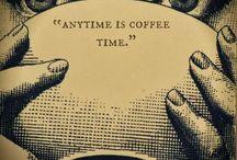 надписи для кофе