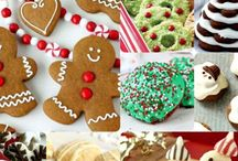 Christmas Cookies / Recipes for Christmas COOKIES and bars ONLY....if you're pinning anything other than cookies/bars you're on the wrong board.  Pins not fitting this criteria or duplicate pins will be deleted daily.  Please make sure your pins contain recipes before pinning.  PLEASE, NO THIRD PARTY SITES SELLING SOMETHING!  Thanks for joining...happy baking!!!