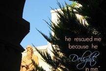 God my Refuge / He is my refuge and strength. Every day. Every season. Every breath.