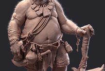 Sculpture 3D
