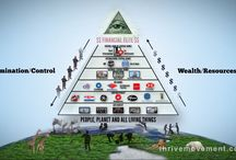 The shadow forces behind the New World Order (NWO) are following a slow-paced agenda of total control over mankind and our planet's res...