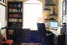 Home Office / by Holly Cravens