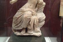 Museums  / Gezdiğim müzeler ve gezmek istediğim müzeler ile onların eserleri