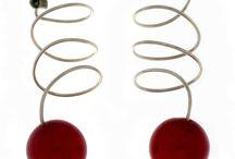 EARRINGS / SILVER EARRINGS - isonjewellery