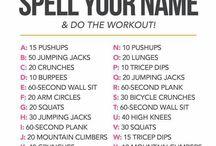 Ασκήσεις γυμναστικής