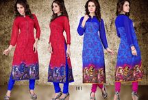 1790 Classic 2 Attractive Kurti Collection / For all details and other catalogues. For More Inquiry & Price Details  Drop an E-mail : sales@gunjfashion.com Contact us : +91 7567226222, Www.gunjfashion.com