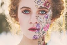 Make up & fashion photo