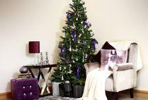 Purple Passion / Christmas with a purple twist.