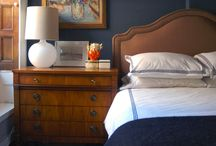 Nightstands-bedside tables