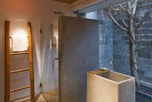 Concrete | Bathrooms