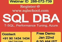 SQL DBA Pratical and Real Time Training with Azure SQL & Azure dba