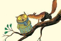 Book illustration inspiration