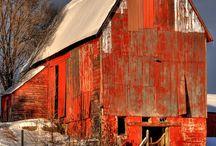 Barns & Peace
