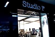 STUDIO F - EVENTO BTL / Evento promocional BTL para la marca Studio F, en Cali, y municipios