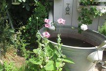 Water op patio