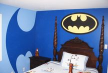 Kids Bedrooms / by Carrie Cullins