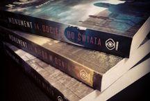 Książkowe inspiracje / Blog Kawa z Cynamonem to również piękne zdjęcia książek -  nie tylko recenzje!