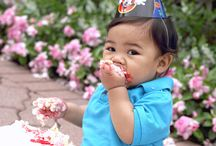 Cake Smash Pictures / My Cake Smash Pictures