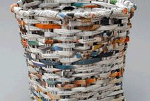 RECICLANDO / Objetos de materiales reciclados