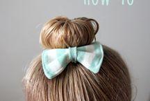Kids Hair / by Katie Davis