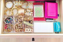 Let's Get Organized / by Caroline Gilreath