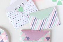 easter envelopes