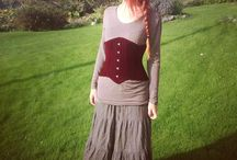 We <3 You / Awesome customers wearing our corsets! / by Timeless Trends Corsets