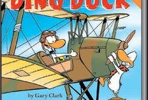 Ding Duck by Gary Clark / Despite 5,397 flying lessons, Ding Duck still can't fly. But he never gives up! If you're a pilot, air traffic controller, aviation enthusiast you will love Ding Duck. www.swamp.com.au