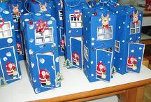 κατασκευες χριστούγεννα