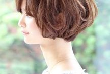 日本髮型(長)