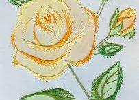 quadros flor