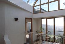 Private Residence – Christchurch New Zealand / Skylight glass