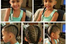 Children hair styles