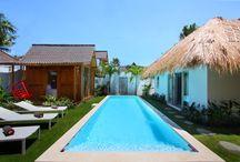 Villa Gladak / 4 bedrooms in a modern and Balinese villa.