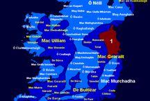 Irish Tribes