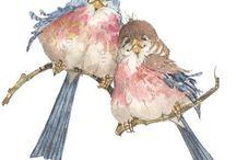 Birds, fugler