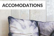 Accomodation tips