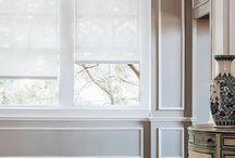 WINDOWS / Window, curtains, blinds, shades, etc.