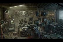 interior game