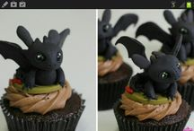 Fantasy Foods / Mouth watering Deserts and Treats