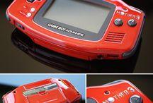 Game handheld devices design ideas