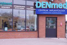 Nasze Kliniki / Zobacz jak wygląda nasza Klinika, jak pracują nasi lekarze w czym się specjalizujemy. Znajdź najlepszego dentystę w Toruniu i w Bydgoszczy. Przyjdź do nas. #zdrowie #torun #bydgoszcz #dentysta #stomatologia
