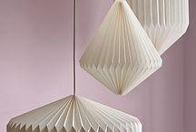 papirs lamper