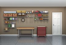 Garage / by Mary Kelley