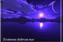 dobrou noc