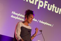 #SharpFuturesCelebration / Social Media Apprentices and placements graduate into #SharpFuturesPOD