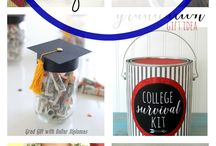 Graduation Gifts + Parties