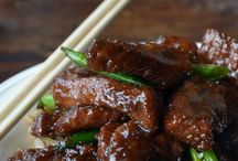 Kickin Beef / The juicy and oh so succulent beef dishes that are sure to please.